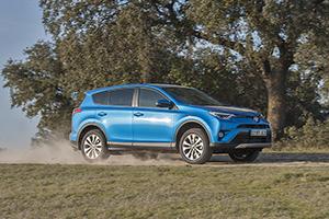Foto Exteriores (36) Toyota Rav4-hybrid Suv Todocamino 2016
