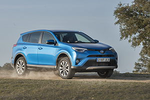 Foto Exteriores (38) Toyota Rav4-hybrid Suv Todocamino 2016