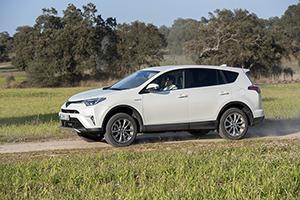 Foto Exteriores (52) Toyota Rav4-hybrid Suv Todocamino 2016