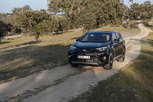 Foto Exteriores (55) Toyota Rav4-hybrid Suv Todocamino 2016