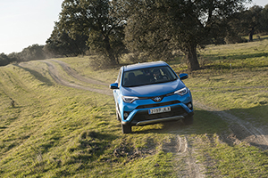 Foto Exteriores (56) Toyota Rav4-hybrid Suv Todocamino 2016