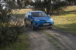 Foto Exteriores (61) Toyota Rav4-hybrid Suv Todocamino 2016