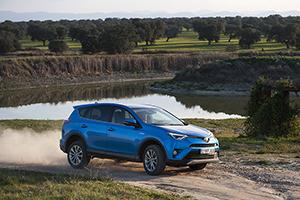 Foto Exteriores (62) Toyota Rav4-hybrid Suv Todocamino 2016