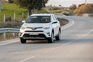 Foto Exteriores (64) Toyota Rav4-hybrid Suv Todocamino 2016