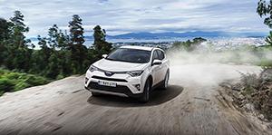 Foto Exteriores (82) Toyota Rav4-hybrid Suv Todocamino 2016