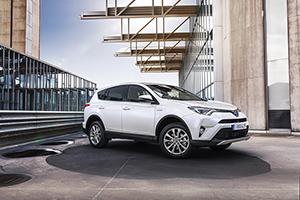 Foto Exteriores (95) Toyota Rav4-hybrid Suv Todocamino 2016