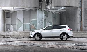 Foto Exteriores (99) Toyota Rav4-hybrid Suv Todocamino 2016