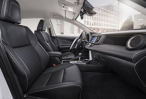 Foto Interiores Toyota Rav4-hybrid Suv Todocamino 2016