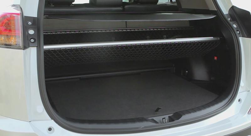 Foto Interiores Toyota Rav4 Hybrid Suv Todocamino 2016