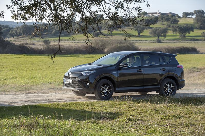 Foto Exteriores (50) Toyota Rav4-hybrid Suv Todocamino 2016