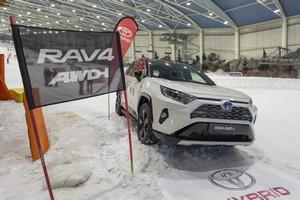Foto Delantera Toyota Rav4-hybrid-awd Suv Todocamino 2019