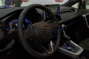 Foto Salpicadero Toyota Rav4-hybrid-awd Suv Todocamino 2019