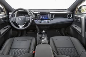 Foto Interiores 1 Toyota Rav4-hybrid-feel!-edition Suv Todocamino 2017
