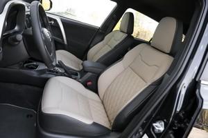 Foto Interiores Toyota Rav4-hybrid-feel!-edition Suv Todocamino 2017