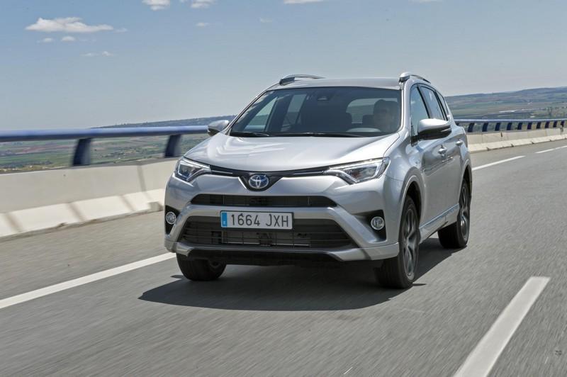 Foto Exteriores Toyota Rav4 Hybrid Feel! Edition Suv Todocamino 2017