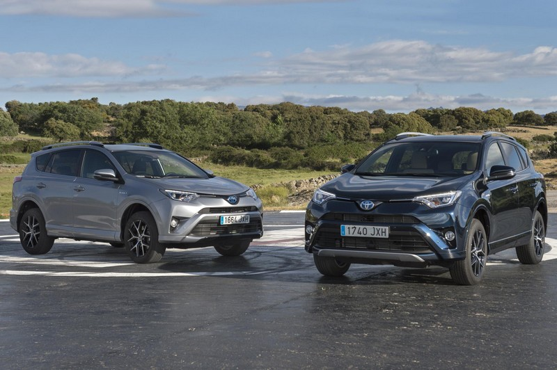 Toyota Rav4 Hybrid Feel! Edition exteriores