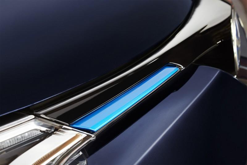 Foto Detalles Toyota Rav4 Hybrid Sapphire Concept 2016