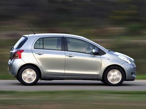 Toyota Yaris, prueba din�mica