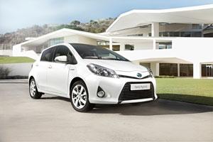 Foto Exteriores (11) Toyota Yaris Dos Volumenes 2011