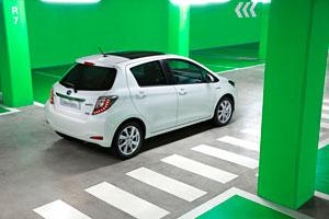 Foto Exteriores (14) Toyota Yaris Dos Volumenes 2011