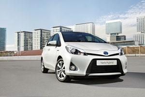 Foto Exteriores (18) Toyota Yaris Dos Volumenes 2011