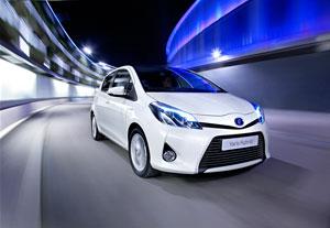 Toyota Yaris, análisis plazas posteriores