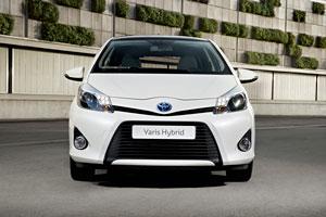 Foto Exteriores (4) Toyota Yaris Dos Volumenes 2011