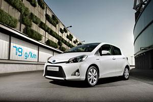 Foto Exteriores (5) Toyota Yaris Dos Volumenes 2011