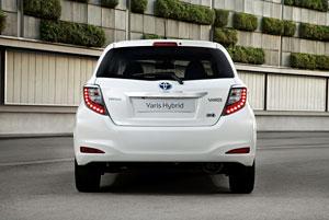 Foto Exteriores (6) Toyota Yaris Dos Volumenes 2011