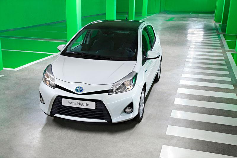Toyota Yaris híbrido 3ª generación