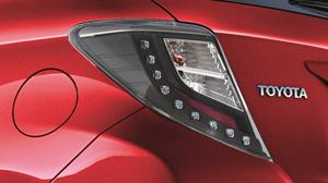 Foto Detalles Toyota Yaris Dos Volumenes 2013