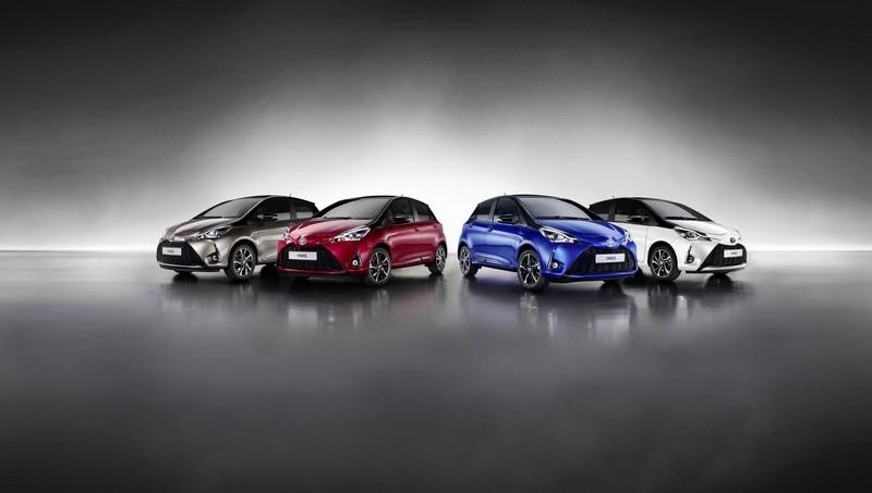 Foto Exteriores Toyota Yaris Dos Volumenes 2017