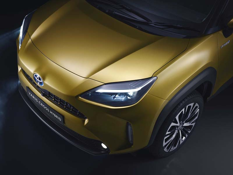Foto Detalles Toyota Yaris Cross Suv Todocamino 2021