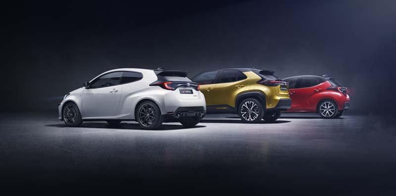 Foto Exteriores Toyota Yaris Cross Suv Todocamino 2021