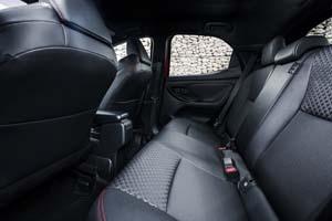 Foto Interiores (2) Toyota Yaris-hybrid Dos Volumenes 2020