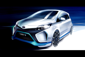 Foto Tecnicas (4) Toyota Yaris-hybrid-r-concept Dos Volumenes 2013
