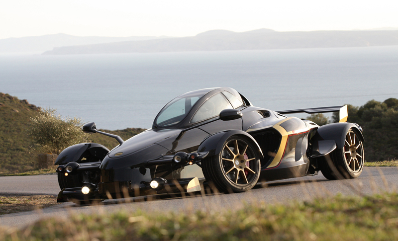 Foto Lateral Tramontana R Edition Cupe 2009