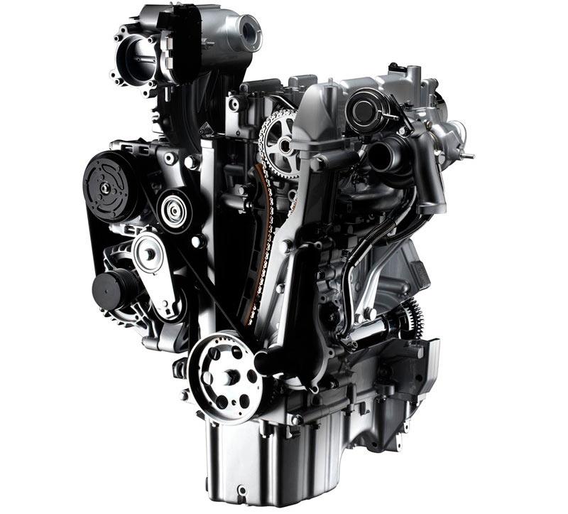 Fiat punto 2012 motor