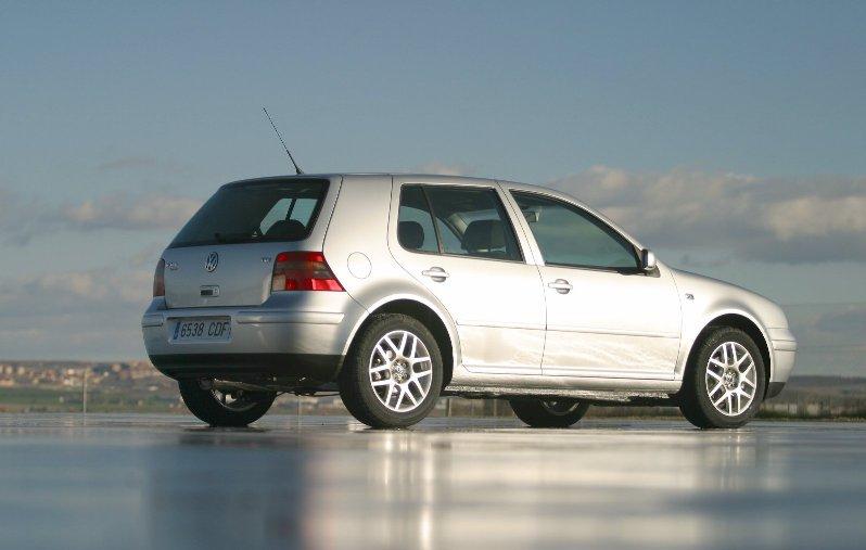 Volkswagen Golf Historia Y Antecedentes Volkswagen Golf Iv