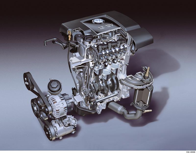 Foto 1200 Volkswagen Motores Gasolina