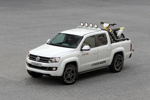 Foto Exteriores-(10) Volkswagen Amarok Vehiculo Comercial 2010