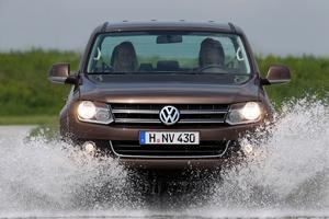 Foto Exteriores-(2) Volkswagen Amarok Vehiculo Comercial 2010
