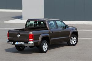 Foto Exteriores-(3) Volkswagen Amarok Vehiculo Comercial 2010
