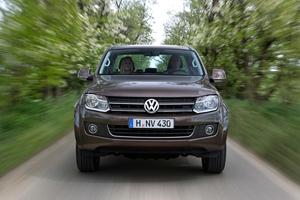 Foto Exteriores-(6) Volkswagen Amarok Vehiculo Comercial 2010