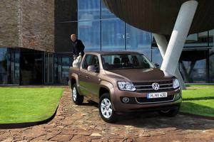 Foto Exteriores-(7) Volkswagen Amarok Vehiculo Comercial 2010