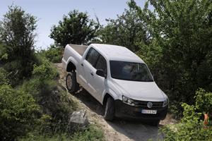 Foto Exteriores-(8) Volkswagen Amarok Vehiculo Comercial 2010