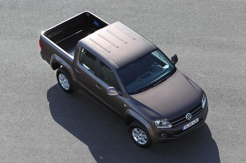 Foto Exteriores-(1) Volkswagen Amarok Vehiculo Comercial 2010