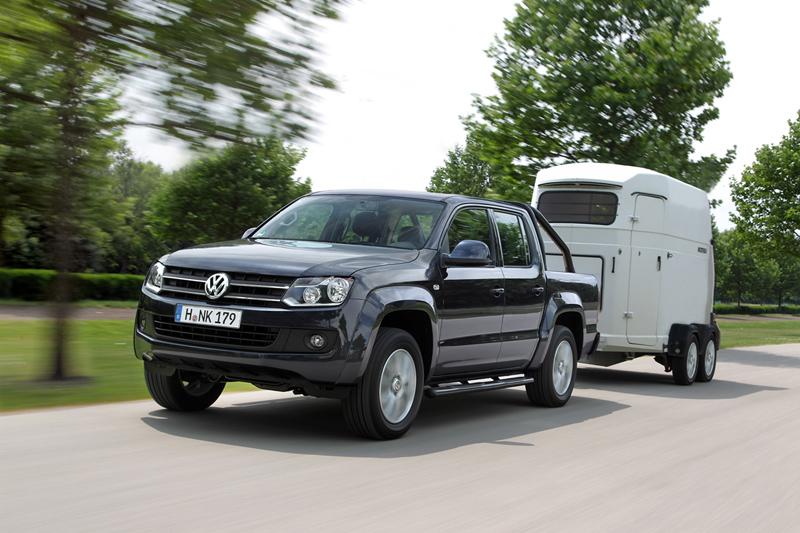 Foto Exteriores-(11) Volkswagen Amarok Vehiculo Comercial 2010