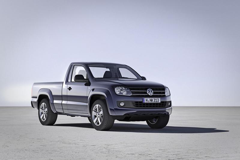 Foto Exteriores-(12) Volkswagen Amarok Vehiculo Comercial 2010