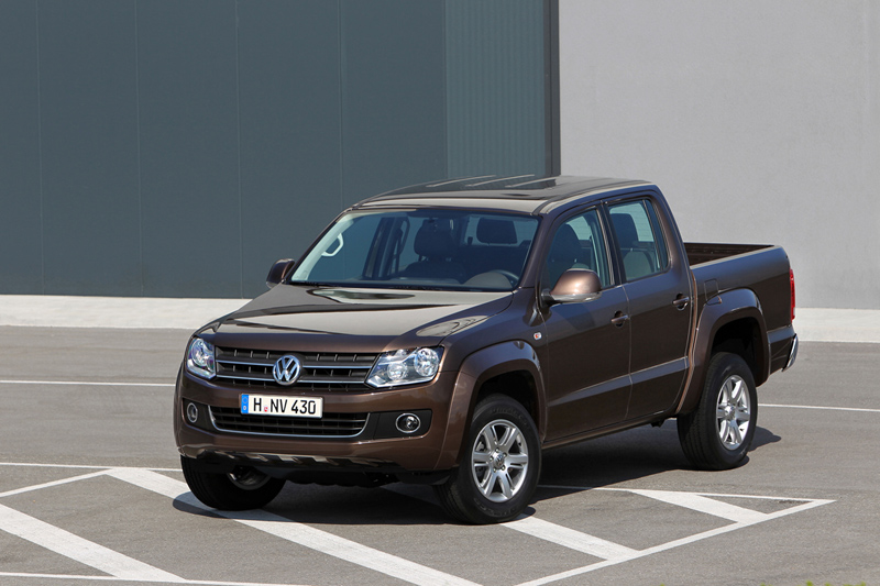 Foto Exteriores-(5) Volkswagen Amarok Vehiculo Comercial 2010